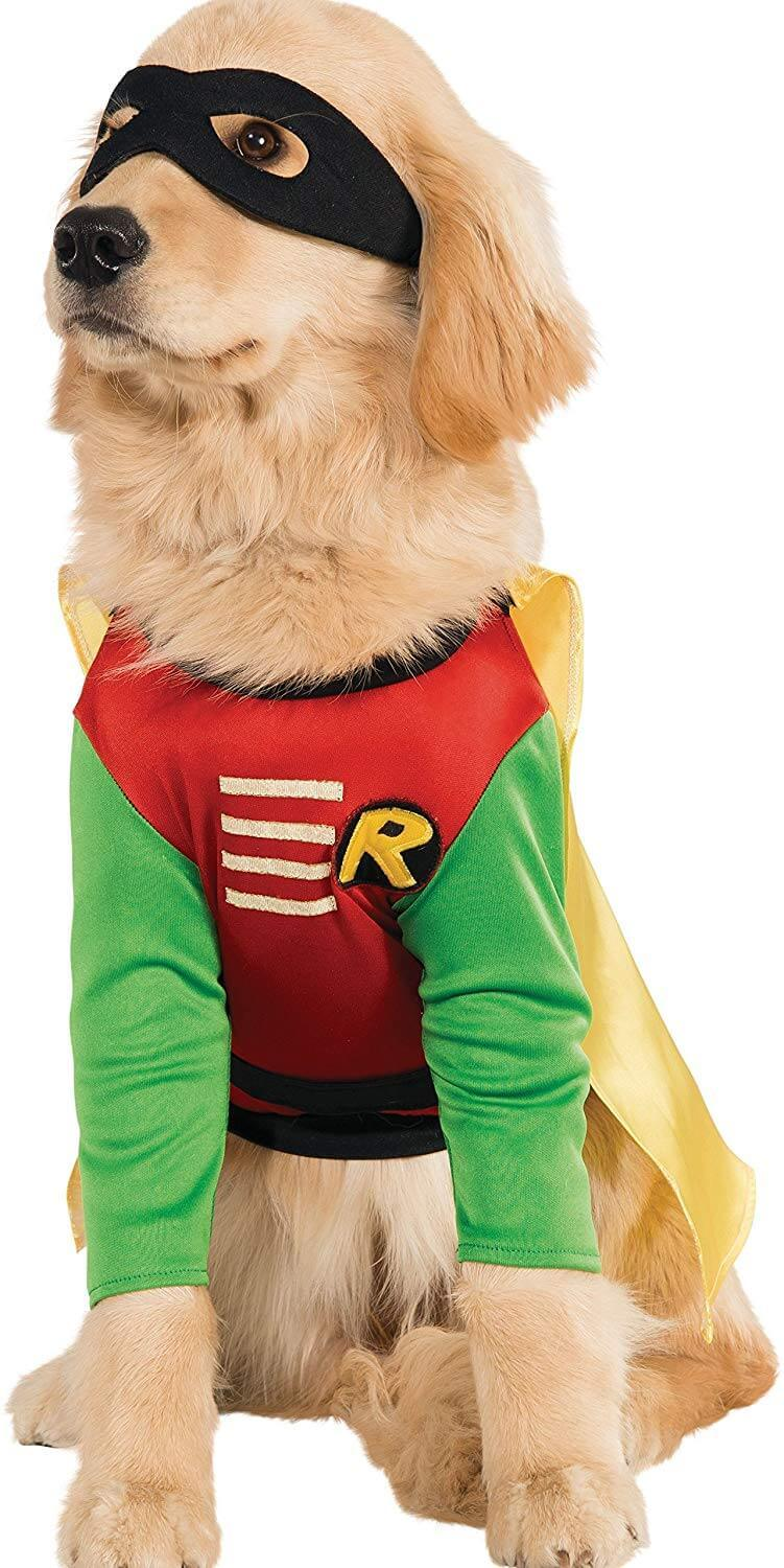 Rubie's DC Comics Teen Titans Robin Dog Costume