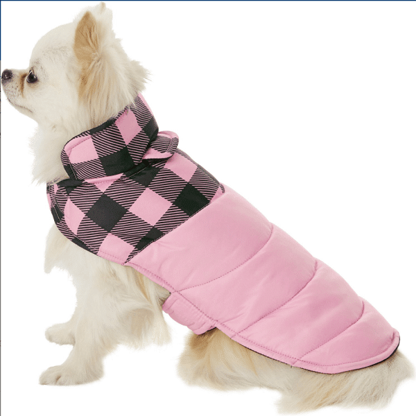 Frisco Boulder Dog Puffer Coat
