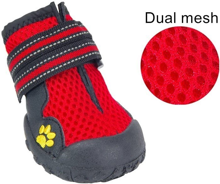 HiPaw Summer Breathable Dog Boot
