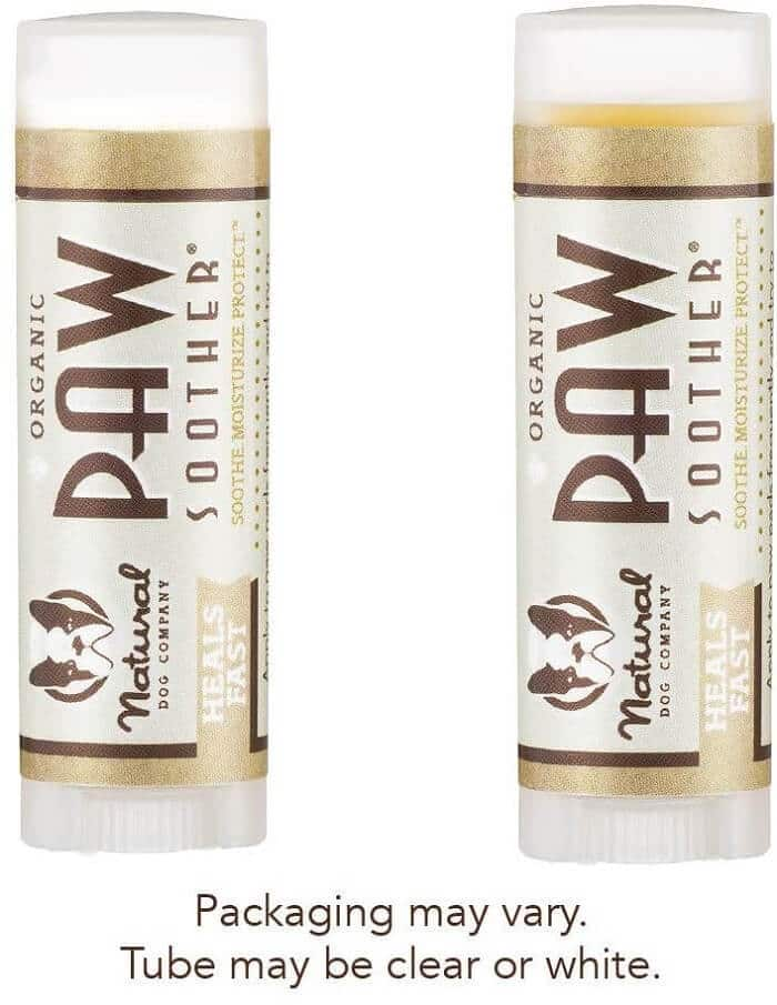 Natural Dog Company Paw Soother Balm