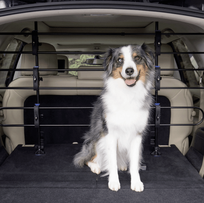PetSafe Deluxe Happy Ride Dog Barrier