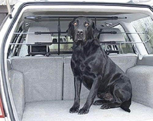 Walky Guard Adjustable Car Barrier for Pet