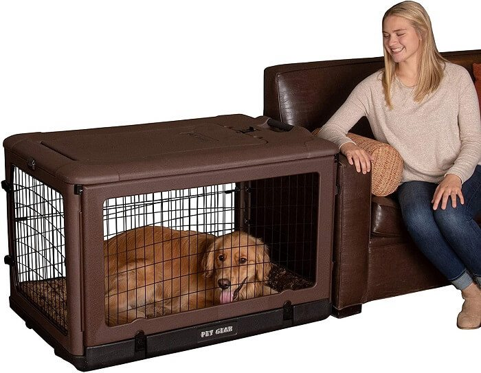 Pet Gear Sturdy Kennel